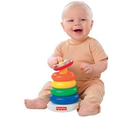 Los 10 juguetes más queridos: Pirámide balanceante, grandes clásicos