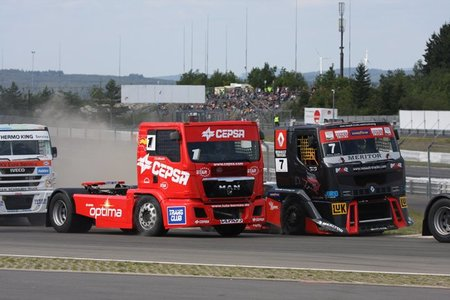 Dos victorias para Antonio Albacete en Nürburgring