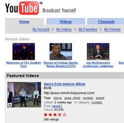 Ajustar los vídeos de Youtube a tu blog