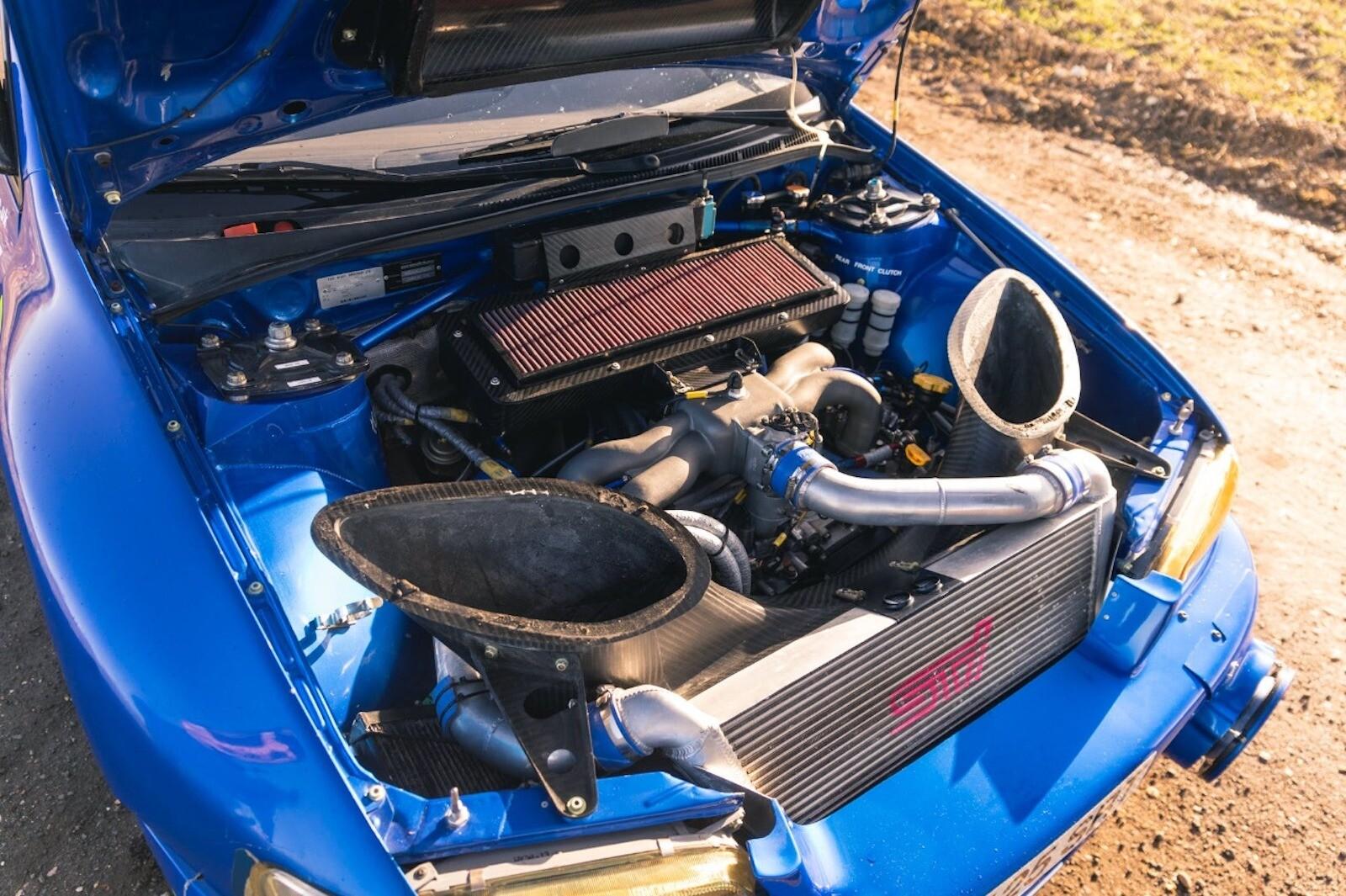 Foto de El Subaru Impreza WRC más caro en la historia (8/17)