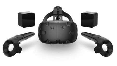 HTC Vive llegará en abril con un precio de 800 dólares