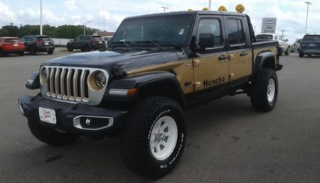Jeep Gladiator Honcho