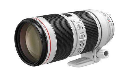Canon Ef 70 200 Mm F 28 L Is Iii Usm