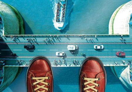 Vértigo en Londres: Tower Bridge se suma a la moda de las pasarelas de cristal