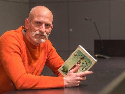 Alejandro Palomas, Premio nacional de literatura infantil y juvenil