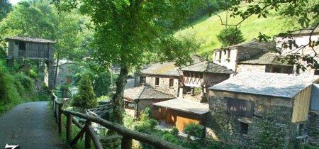 Teixois, el pueblo asturiano del agua