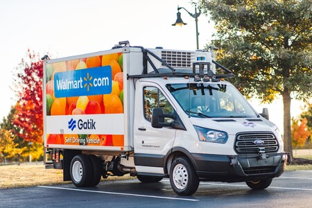 Los camiones autónomos llegan a los grandes almacenes: el gigante Walmart los utilizará para hacer repartos