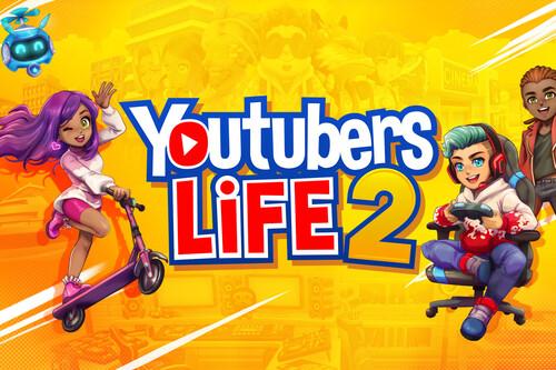 Youtubers Life 2 anuncia fecha de lanzamiento y nuevo tráiler: muy pronto podréis imitar a El Rubius o Willyrex