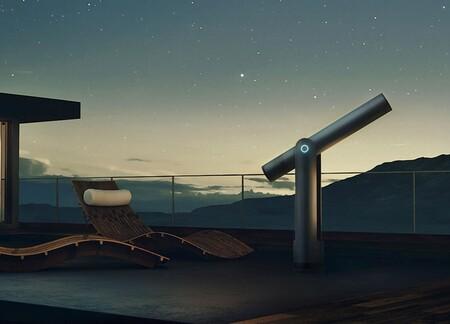 Astrofotografía para pudientes: este telescopio inteligente de Vaonis tiene un sensor de 61 MP y cuesta 45.000 dólares
