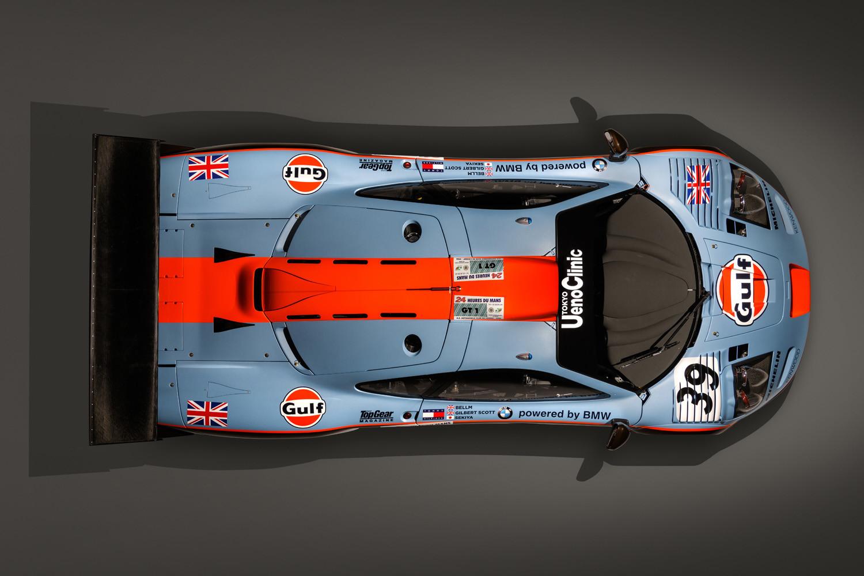 """Foto de McLaren F1 GTR """"25R"""" (5/12)"""