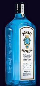 Bombay Sapphire, una ginebra de edición limitada