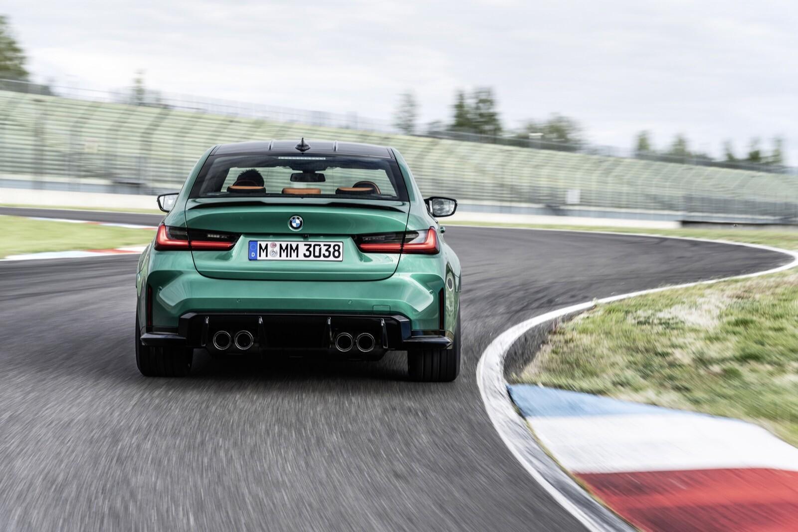 Foto de BMW M3 Competition 2021 (19/40)