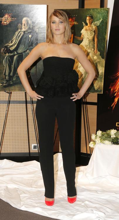 Jennifer Lawrence en el Festival de Cannes