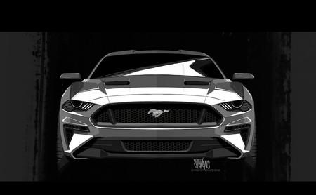 El próximo Ford Mustang utilizará la plataforma eléctrica del Volkswagen Beetle
