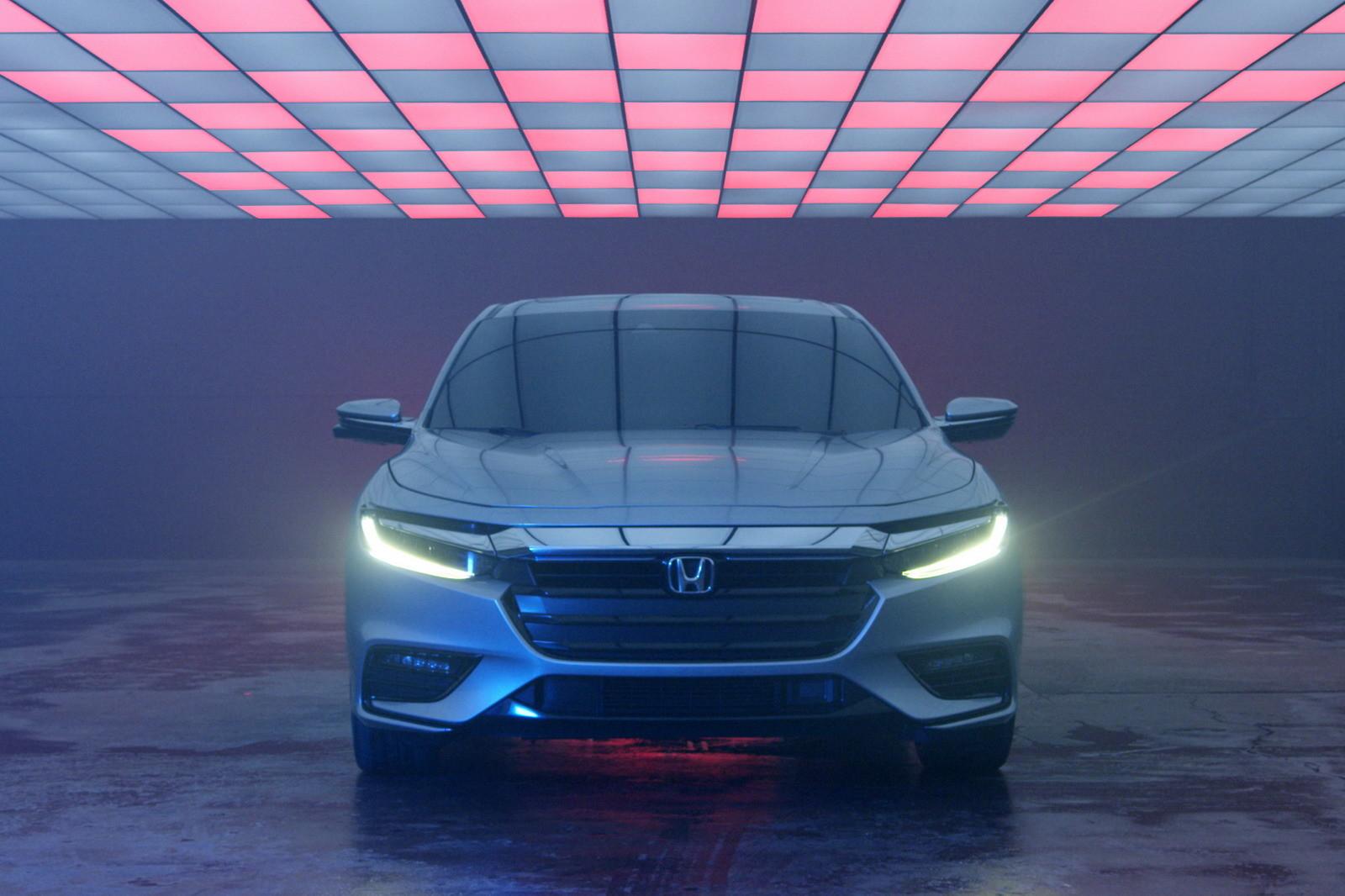Foto de Honda Insight Prototype (9/14)