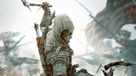La portada de 'Assassin's Creed III' es una pasada