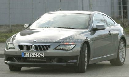 BMW Serie 6 Restyle 2007