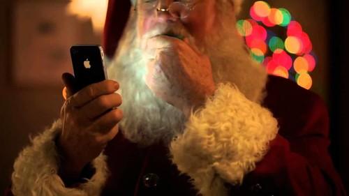 Las mejores Apps para ilusionar a los más pequeños de la casa con Papá Noel