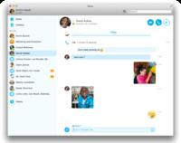 Microsoft quiere que Skype para escritorio se parezca más a su versión móvil