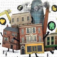 Los edificios también tienen sentimientos y nos lo demostrarán en marzo con Buildings Have Feelings Too!