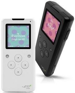 iRIVER E10, MP3 y mando a distancia para el televisor