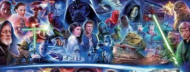 'Star Wars': Encontrar el orden final para ver la saga ahora que tenemos Disney +