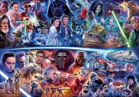 'Star Wars': en busca del orden definitivo para ver la saga tras el estreno de 'La remesa mala' en Disney+