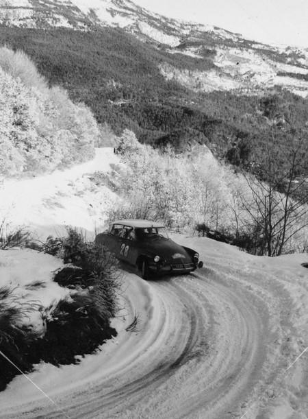 Rallye Monte Carlo 1966