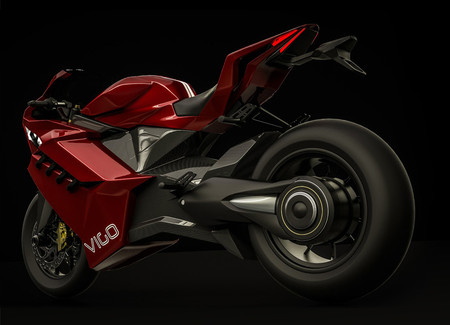 Vigo Electric Motorcycle 3