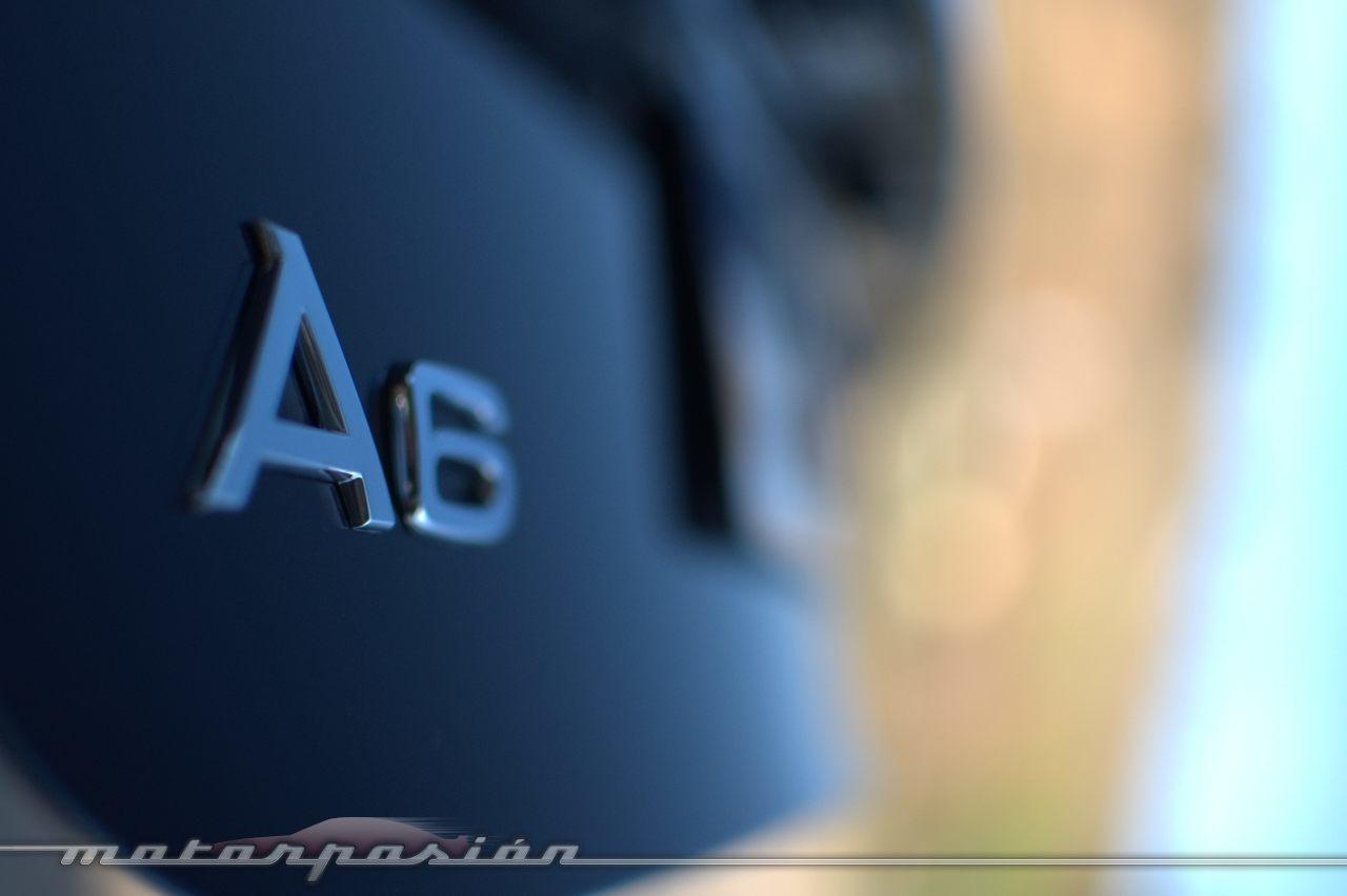 Foto de Audi A6 hybrid (prueba) (3/120)