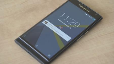 BlackBerry Priv: así es el esperado desembarco de BlackBerry en Android