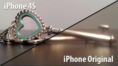 La evolución de la cámara del iPhone