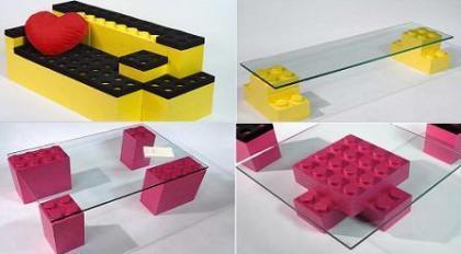 Muebles Lego