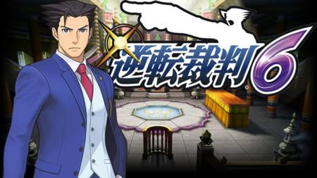 Phoenix Wright: Ace Attorney 6 ya tiene fecha para Japón y lanza nuevos vídeos
