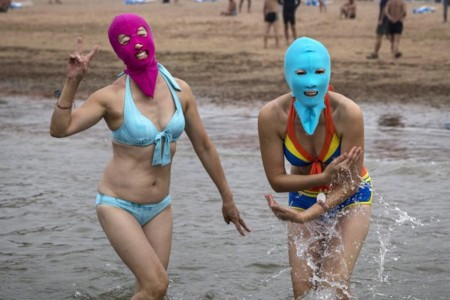 China S Face Kini Becomes Unlikely Global Fashion Hit 2