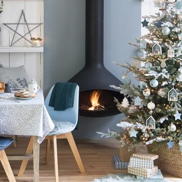 La colección Winter de Maisons du Monde tiene todo lo necesario para una Navidad de estilo nórdico