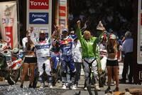 Dakar 2010, lo mejor y lo peor