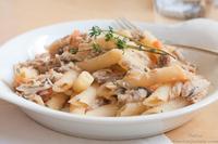 Receta de pasta con sardinas