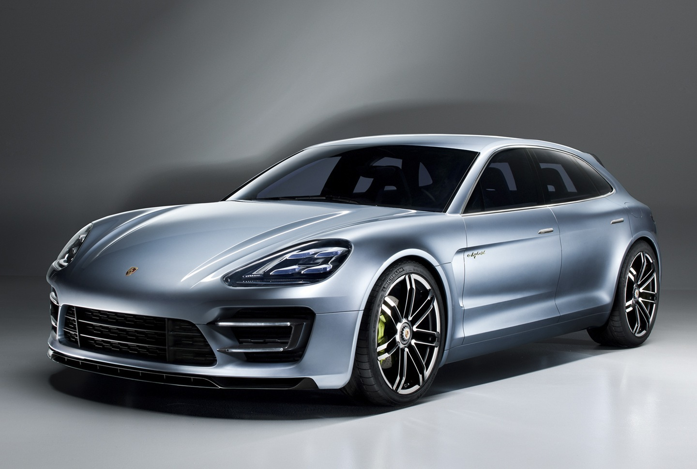Foto de Porsche Panamera Sport Turismo (2/17)