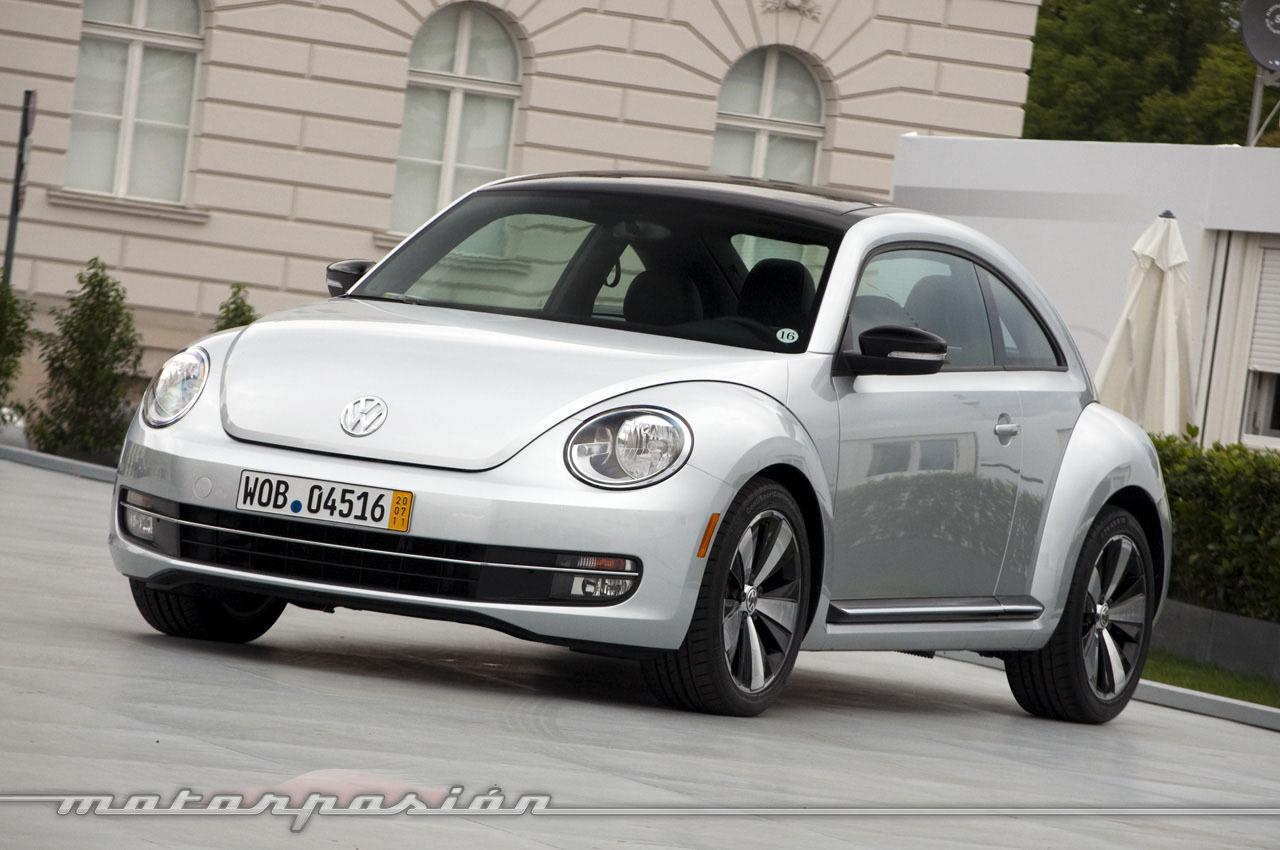 Foto de Volkswagen Beetle (presentación) (4/31)