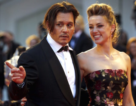 Johnny Depp se apunta al nuevo estilo de flequillo de Justin Bieber. ¿Lo pondrá de moda?