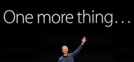 One more thing... almacenamiento en iPhones, edición de audio y malos augurios del MacBook Pro