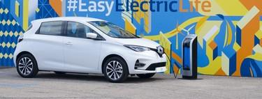 Renault ZOE 2020, primeras impresiones: un coche eléctrico honesto que evoluciona hacia los 400 km de autonomía
