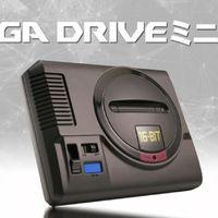 SEGA se apunta a las consolas retro en miniatura y anuncia la ¡Mega Drive Mini!