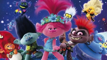 Universal gana más con 'Trolls 2' en VOD que con la original en taquilla, y la mayor cadena de cines de EE.UU. banea sus películas