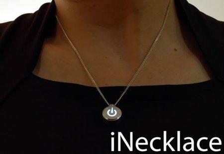 iNecklace, una joya maquera
