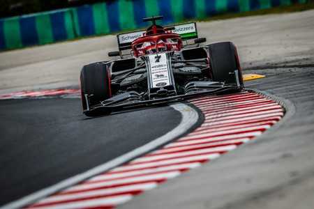 Raikkonen Hungria F1 2019 2