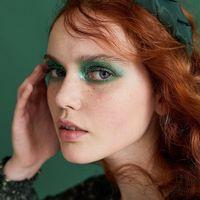 11 sombras de ojos con las que apostar por un maquillaje en verde y triunfar con los looks de fiesta