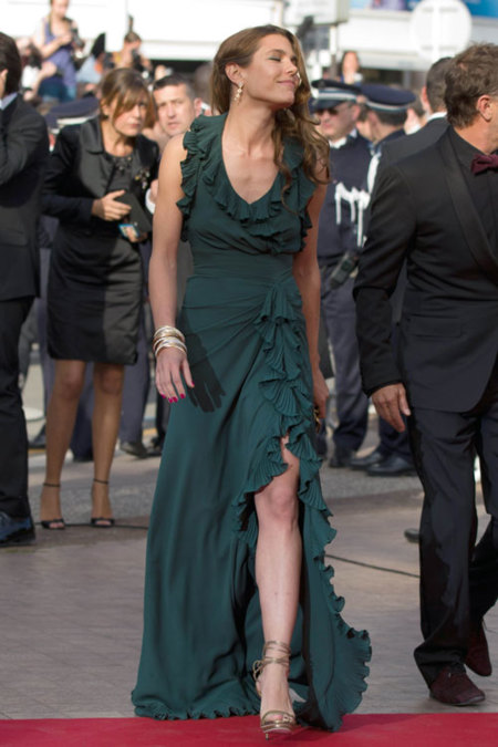 Carlota Casiraghi en Cannes 2012