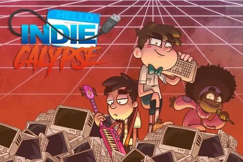 Análisis de Indiecalypse, una ácida crítica en clave de humor al sector de los videojuegos que falla en su ejecución